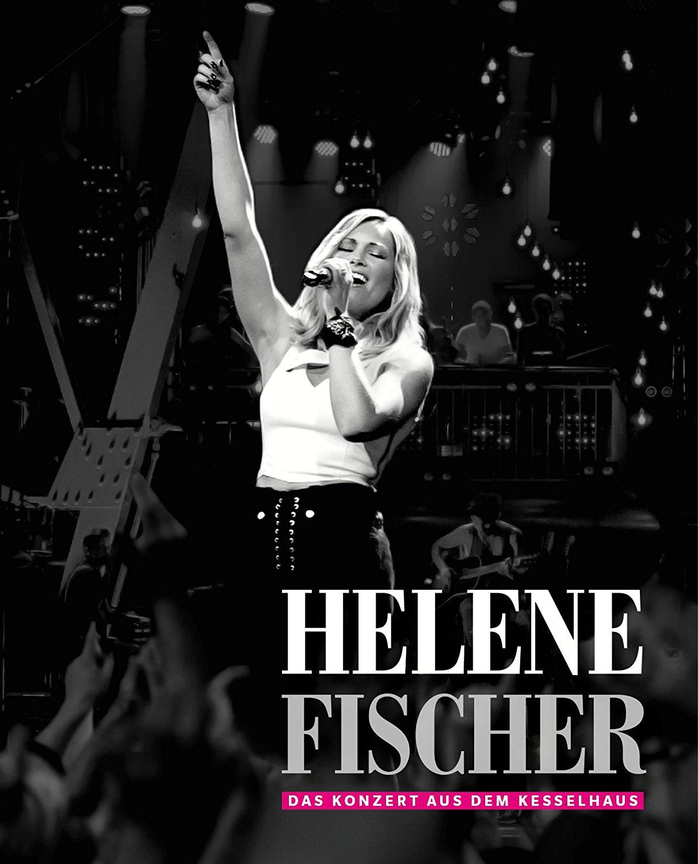 Helene Fischer - Das Konzert Aus Dem Kesselhaus - Helene Fischer - Film - POLYDOR - 0602557879629 - September 7, 2017