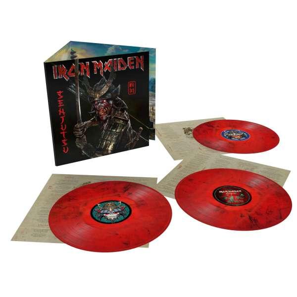 Senjutsu (Limited) - Iron Maiden - Musik - PLG UK Frontline - 0190296718632 - 3. september 2021