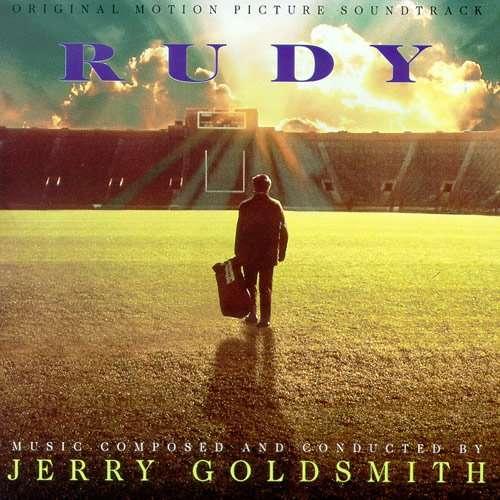 Rudy - Jerry Goldsmith - Musik -  - 0030206544633 - September 2, 2016