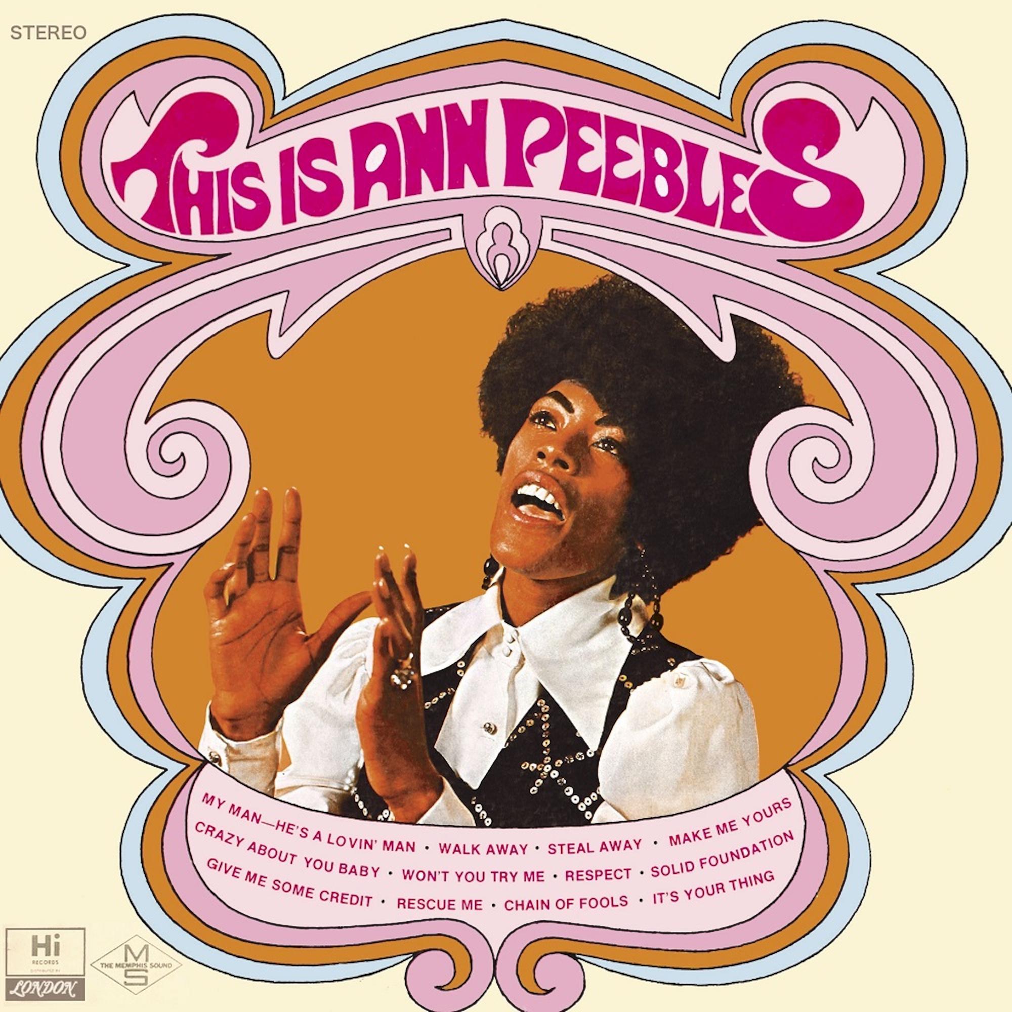 This Is Ann Peebles - Ann Peebles - Musik - FATPOSSUM - 0767981153636 - July 17, 2021