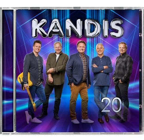 Kandis 20 - Kandis - Musik -  - 5711053021649 - 5. november 2020