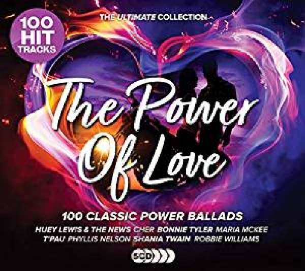 Power Of Love - V/A - Musik - ULTIMATE COLLECTION - 4050538390650 - January 11, 2019