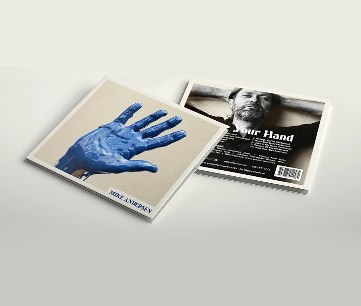 Raise Your Hand - Mike Andersen - Musik -  - 5707785011652 - September 17, 2021