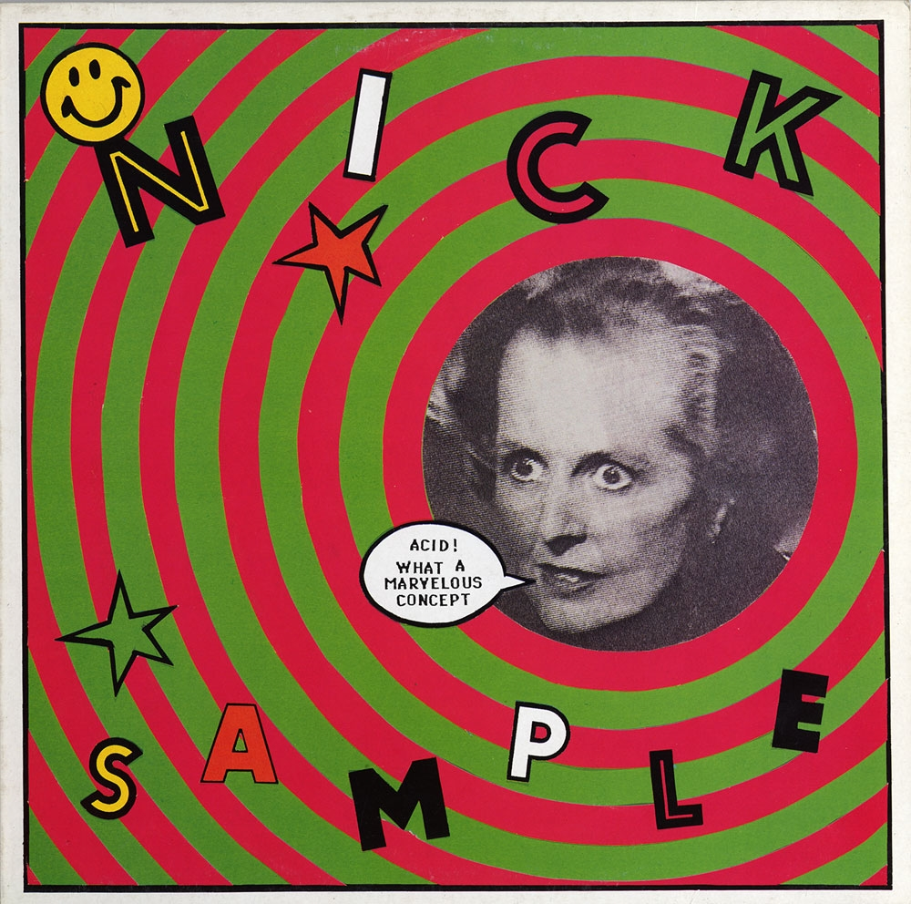 Marvelous Person - Nick Sample - Musik - LOST MOMENT - 0000001394658 - May 14, 2012