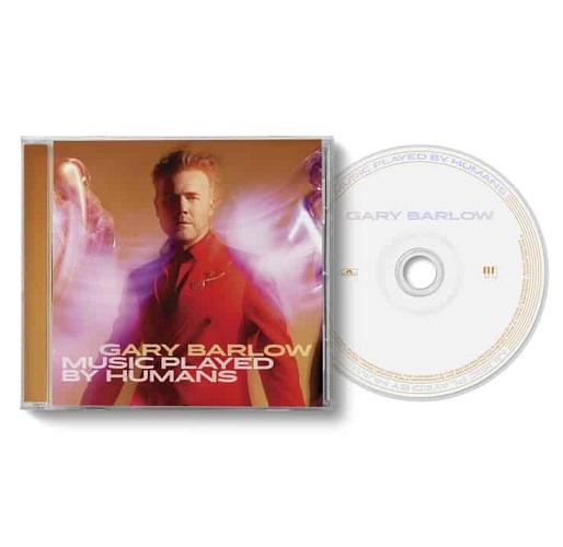 Music Played by Humans - Gary Barlow - Musik - POLYDOR - 0602435214658 - November 27, 2020