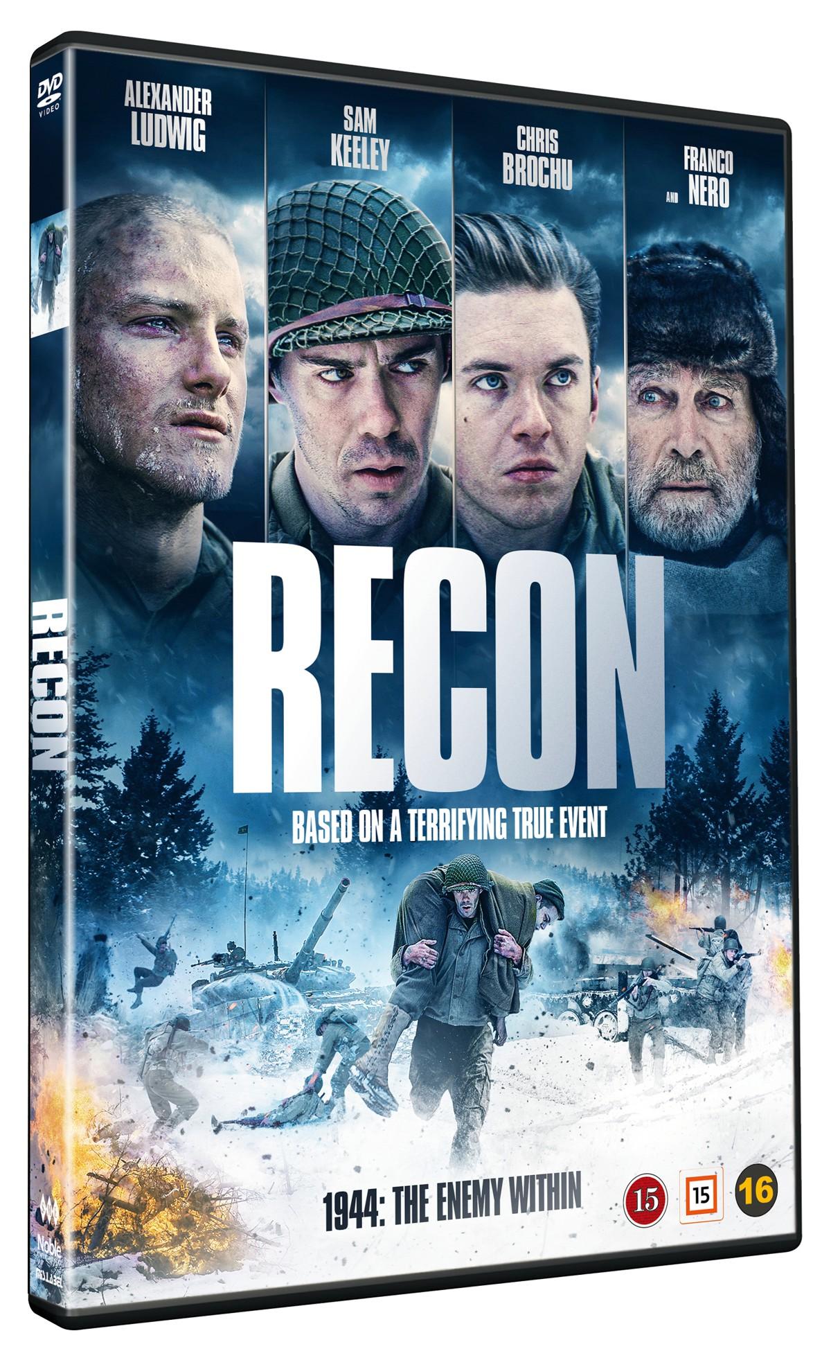 Recon - Alexander Ludwig - Film -  - 5705535066662 - September 13, 2021