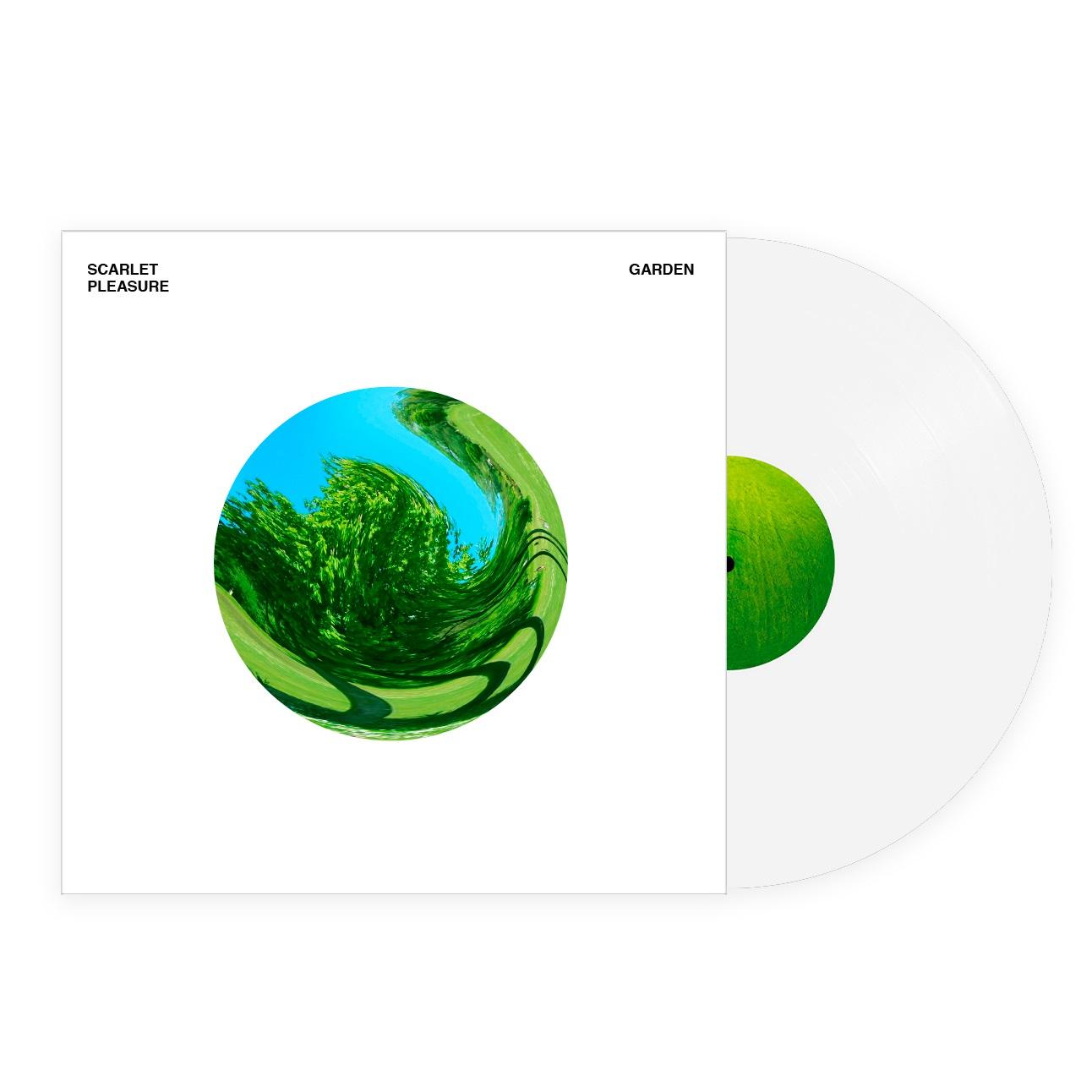 Garden - Hvid vinyl - Scarlet Pleasure - Musik -  - 0602507377663 - October 2, 2020