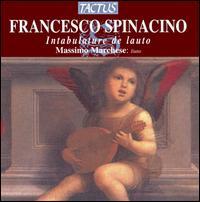 Intabulature de Lauto - Massimo Marchese - Musik - Tactus - 8007194103663 - April 15, 2013