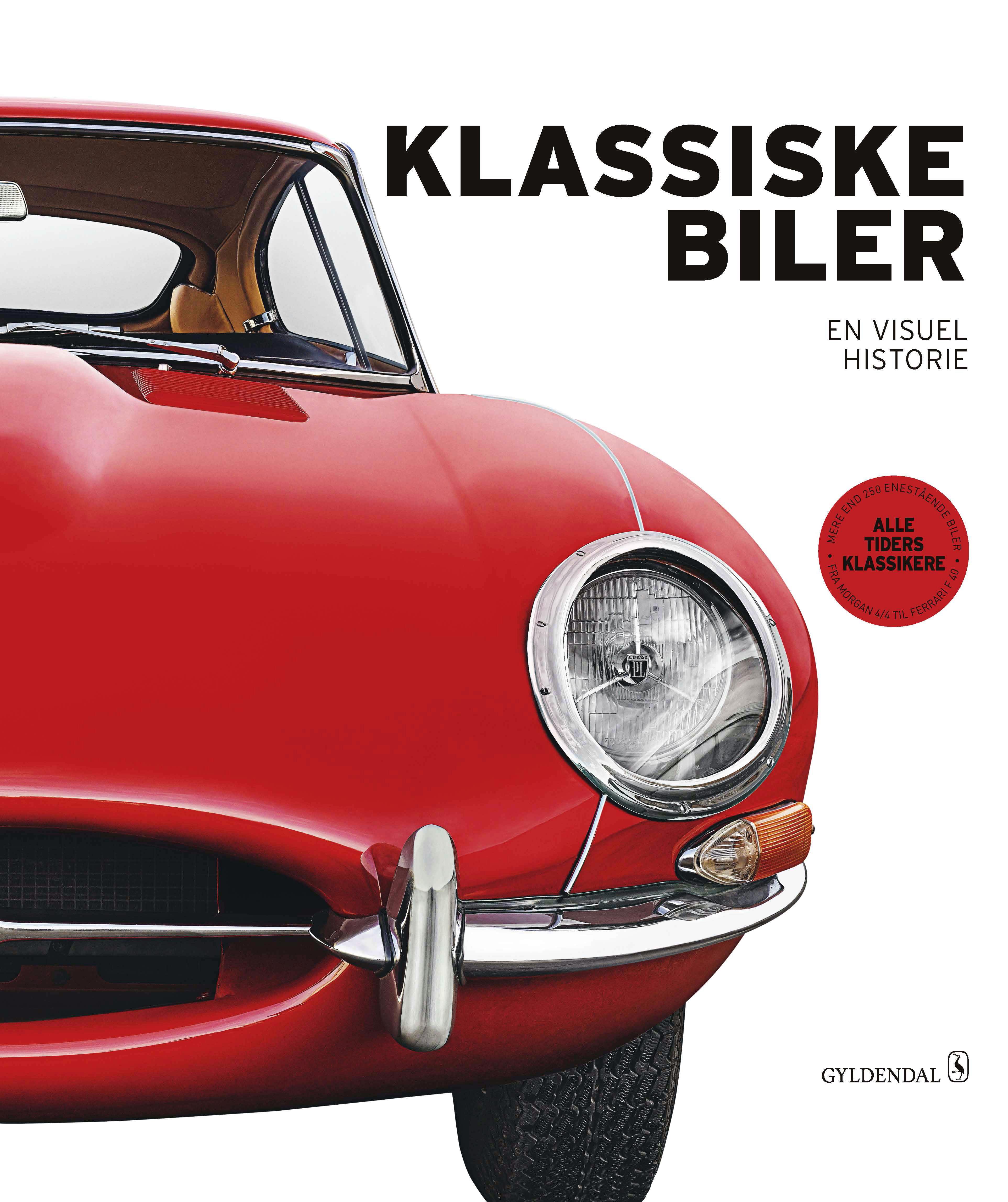Klassiske biler - Giles Chapman - Bøger - Gyldendal - 9788702231670 - October 3, 2017