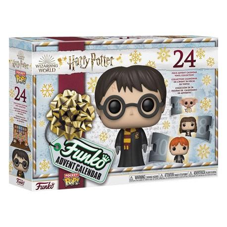Harry Potter 2021 Advent Calendar - Funko Advent Calendar: - Merchandise - FUNKO UK LTD - 0889698591676 - October 31, 2021