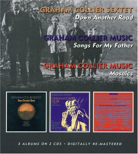 Down Another Road / Songs For My Father - Graham Collier - Musik - BGO RECORDS - 5017261207678 - August 6, 2007