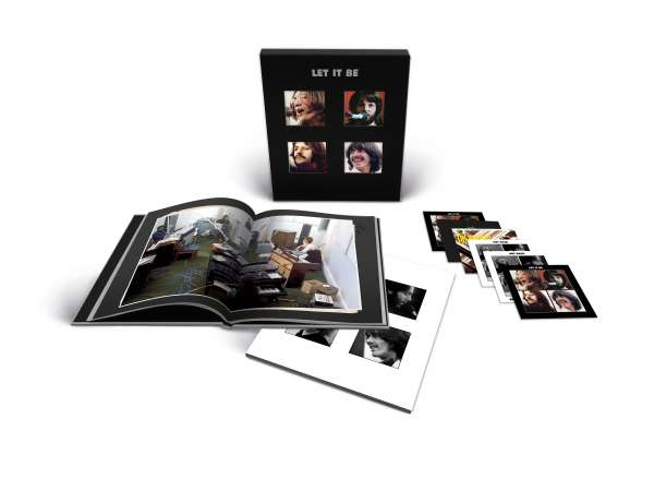 Let It Be (50th Anniversary) - The Beatles - Musik -  - 0602507138691 - October 15, 2021