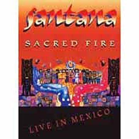 Sacred Fire - Santana - Film - MERCURY - 0044008825692 - August 22, 2002