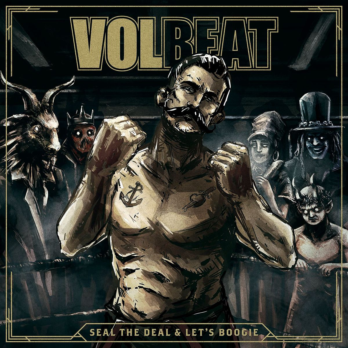 Seal The Deal & Let's Boogie - Volbeat - Musik - UNIVERSAL - 0602547805706 - 3. juni 2016