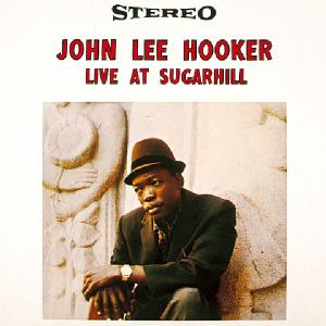 Live At Sugarhill - John Lee Hooker - Musik - ACE - 0029667128711 - March 26, 1990