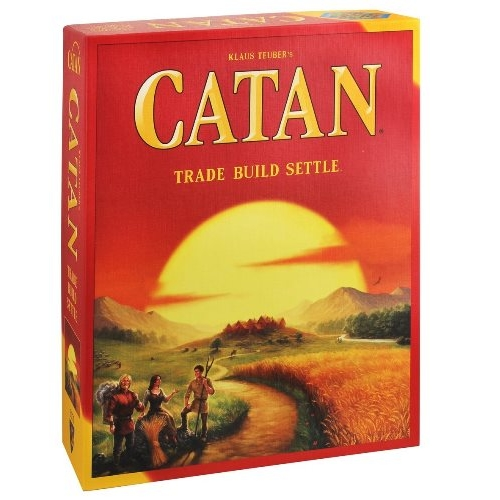 Catan Board Game (2015 edition) - Esdevium - Merchandise - ASMODEE - 0029877030712 - December 13, 1901