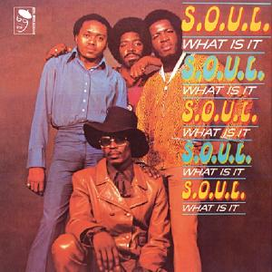 What Is It - S.o.u.l. - Musik - BGP - 0029667278713 - March 26, 1990