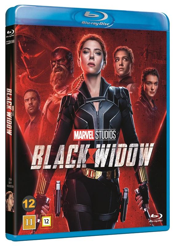 Black Widow -  - Film -  - 8717418592714 - September 14, 2021