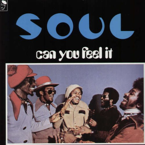 Can You Feel It? - S.o.u.l. - Musik - BGP - 0029667605717 - March 26, 1990