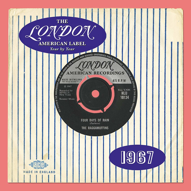London American Label:67 - V/A - Musik - ACE - 0029667096720 - December 6, 2019