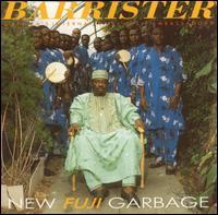 New Fuji Garbage - Barrister - Musik - GLOBESTYLE - 0029667306720 - May 7, 1991