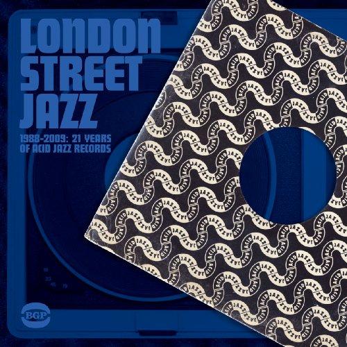 London Street Jazz - V/A - Musik - BGP - 0029667520720 - February 25, 2010