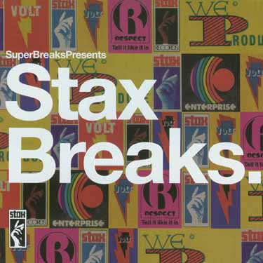 Super Breaks Presents: - V/A - Musik - STAX - 0029667913720 - February 2, 2004