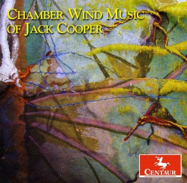 Chamber Wind Music - Cooper / Bonilla / Parker / Bilbraut / Mueller - Musik - Centaur - 0044747302720 - May 25, 2010