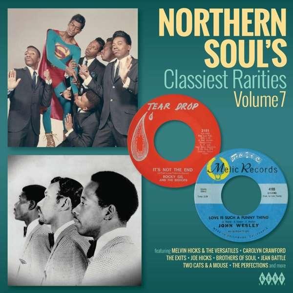 Northern Souls Classiest Rarities Volume 7 - Various Artists - Musik - KENT - 0029667101721 - February 26, 2021