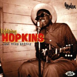 Jake Head Boogie - Lightnin' Hopkins - Musik - ACE - 0029667169721 - January 25, 1999