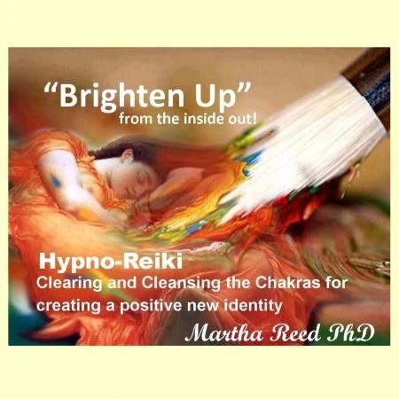 Hypno-reiki: Clearing & Cleansing Chakras - Martha Reed - Musik - Martha Reed Phd - 0029882564721 - September 10, 2014