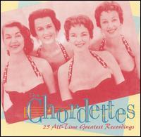 25 All-Times Greaetst Rec - Chordettes - Musik - VARESE SARABANDE - 0030206609721 - June 30, 1990