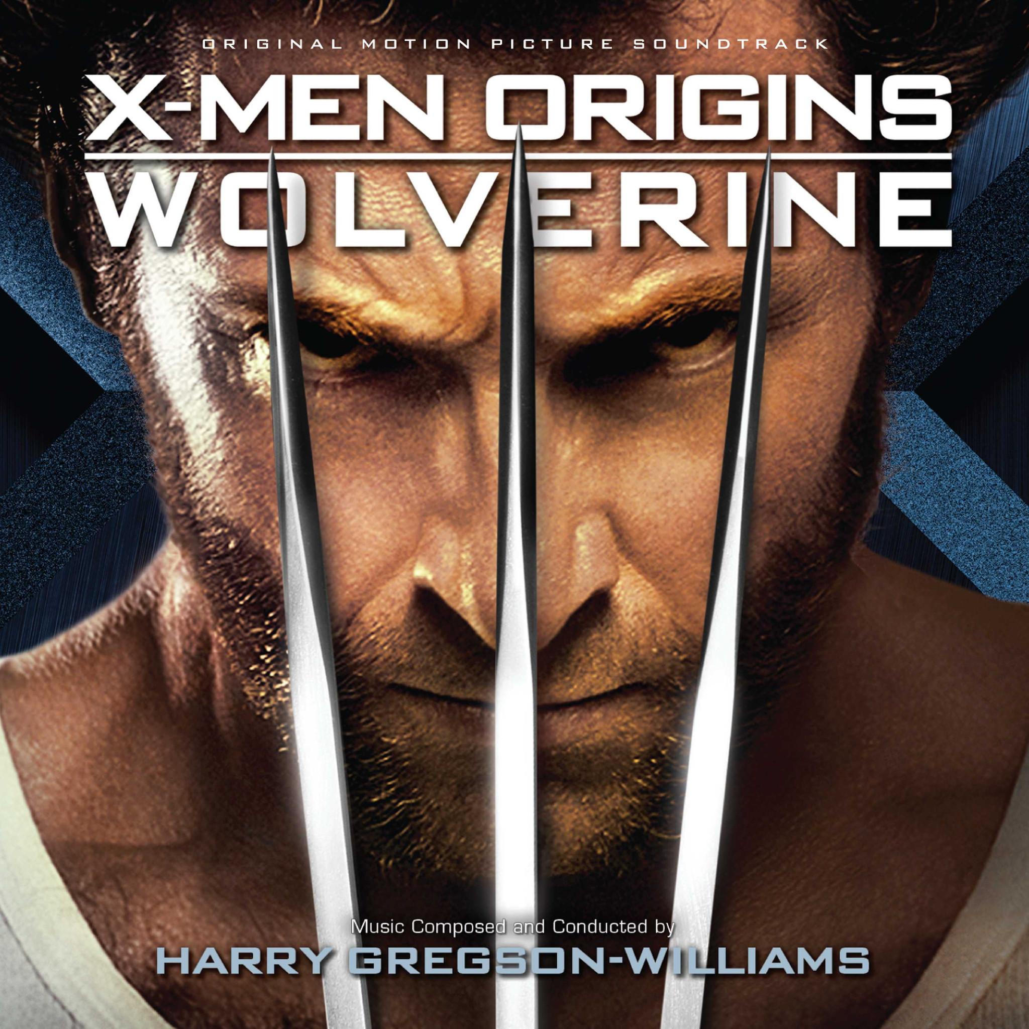 X-men Origins: Wolverine - Gregson-williams, Harry / OST - Musik - SOUNDTRACK/SCORE - 0030206696721 - December 14, 2013