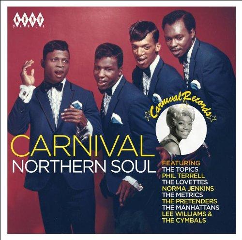 Carnival Northern Soul - V/A - Musik - KENT SOUL - 0029667232722 - November 5, 2009
