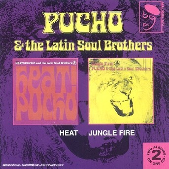 Heat! / Jungle Fire - Pucho & Latin Soul Brothers - Musik - BGP - 0029667274722 - December 19, 1992