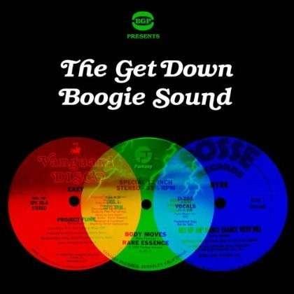 Get Down Boogie Sound - V/A - Musik - BGP - 0029667526722 - August 29, 2013