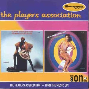 Turn The Music Up - Players Association - Musik - ACE RECORDS - 0029667711722 - January 26, 1998