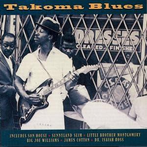 Takoma Blues - V/A - Musik - TAKOMA - 0029667980722 - October 26, 1998
