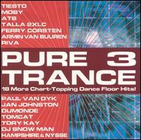 Pure Trance 3 - V/A - Musik - MVD - 0030206040722 - September 26, 2013