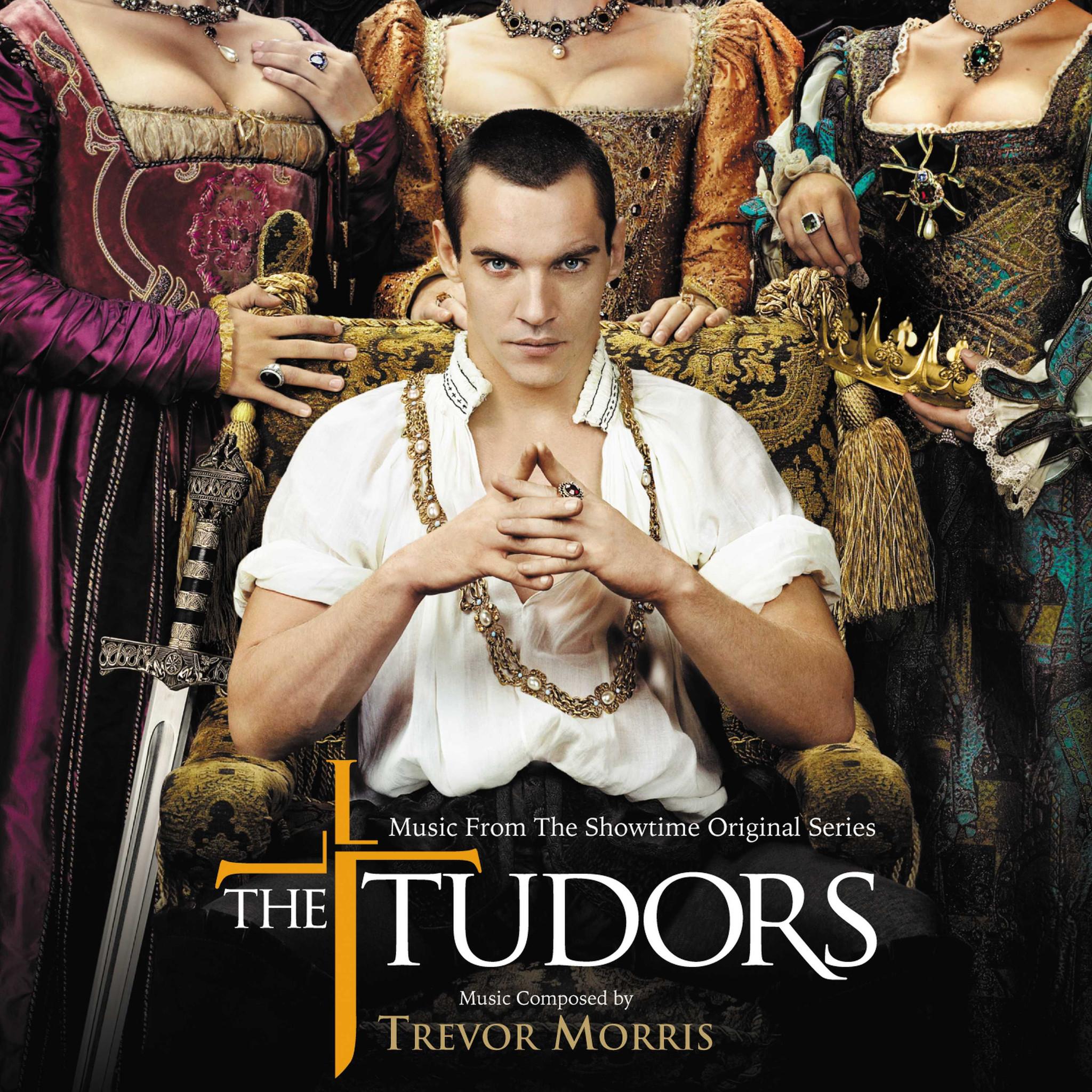 Tudors (Score) / O.s.t. - Tudors (Score) / O.s.t. - Musik - SOUNDTRACK - 0030206686722 - December 11, 2007