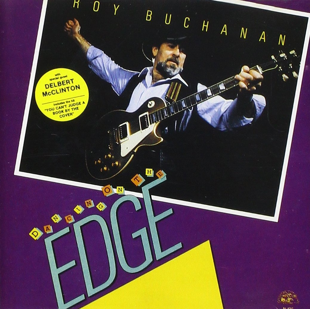 Dancing on the Edge - Roy Buchanan - Musik - Sba - 0045395474722 -