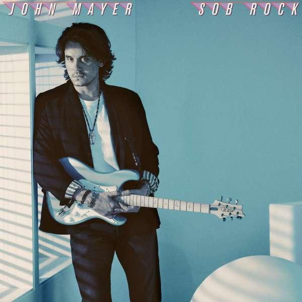 Sob Rock - John Mayer - Musik - COLUMBIA - 0194398931722 - 16. juli 2021