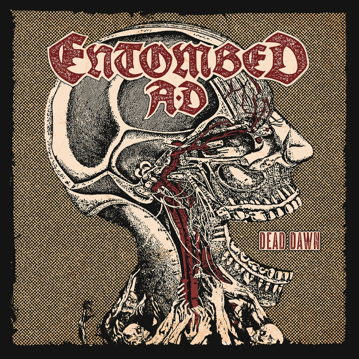 Dead Dawn - Entombed A.D. - Musik - CENTURY MEDIA - 0888751916722 - February 25, 2016