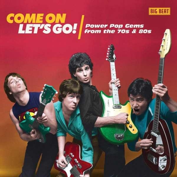 Powerpop Gems From The 70S & 80S - Various Artists - Musik - BIG BEAT - 0029667095723 - August 9, 2019