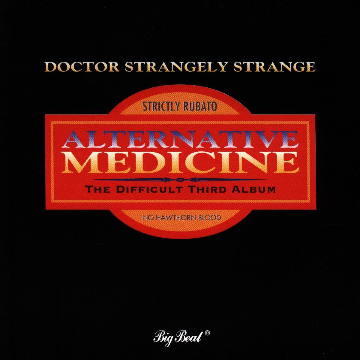 Alternative Medicine - Dr. Strangely Strange - Musik - BIG BEAT - 0029667417723 - February 1, 2019