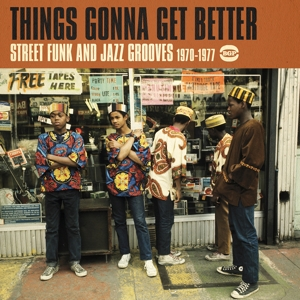 Things Gonna Get Better - V/A - Musik - BGP - 0029667529723 - March 3, 2016
