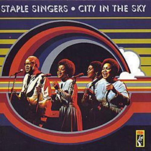 City In The Sky - Staple Singers - Musik - STAX - 0029667912723 - November 30, 1998