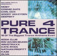 Pure Trance 4 - Various Artists - Musik - Water - 0030206043723 - July 21, 2013