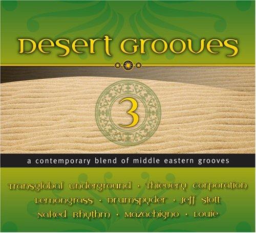 Desert Grooves 3 - V/A - Musik - MVD - 0030206085723 - September 26, 2013