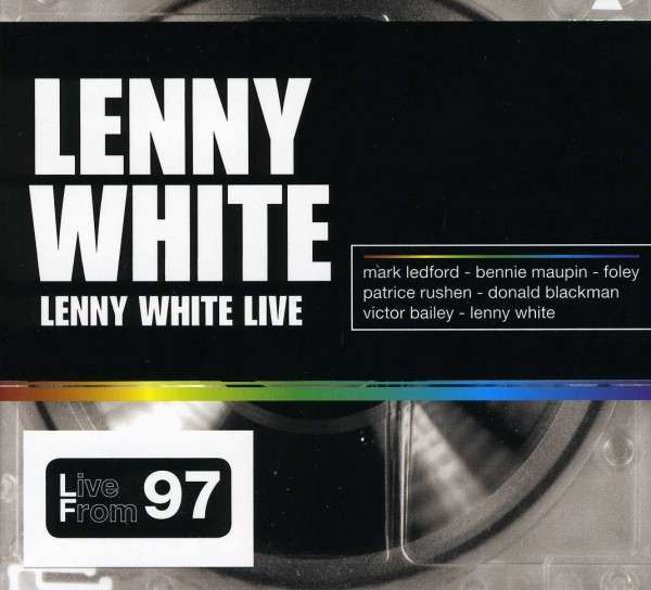 Lenny White Live - White Lenny - Musik - VARESE SARABANDE - 0030206241723 - April 2, 2013